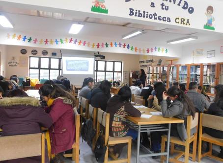 Capacitación sobre Convivencia Escolar para Docentes y Asistentes de la Educación