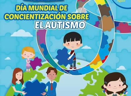 02 de abril: Día Mundial de la Concientización del Autismo