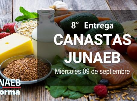 19. Indicaciones 8° Entrega Canastas Junaeb