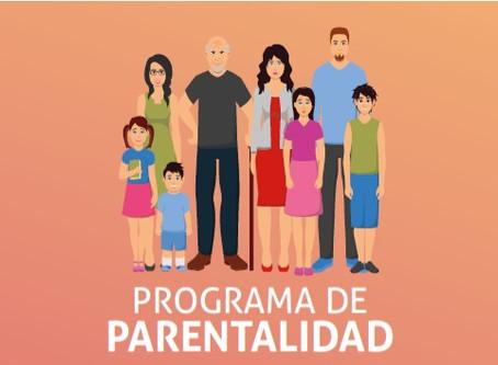 Programa de Parentalidad SENDA