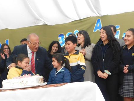 Celebración 33° Aniversario Fundacional