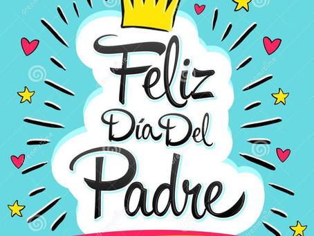 Feliz día del Padre!!