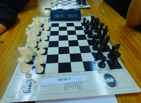 XVI° Torneo Nacional de Ajedrez