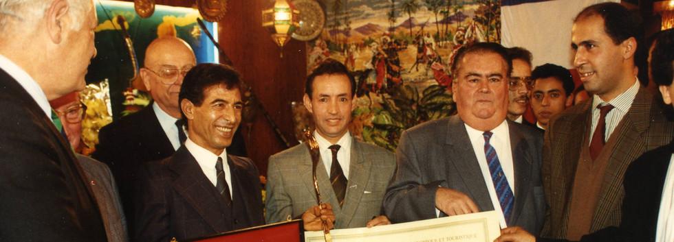 Fourchette d'or le Palais d'Agadir Montr