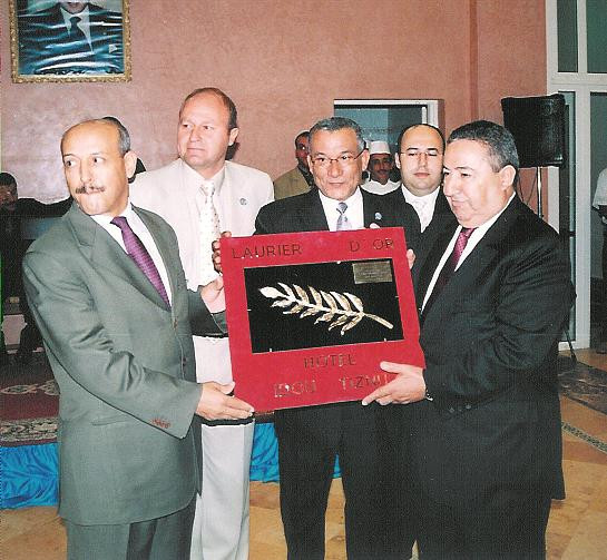 Hotel Idou Tiznit 2003 laurier d'or.jpg