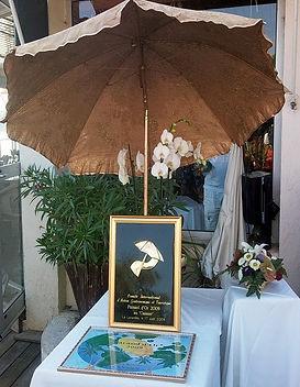 Eric Duluc Parasol d'Or