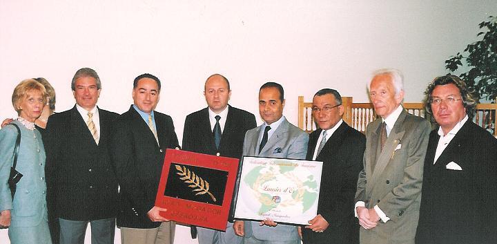 Laurier d'or essaouira 2003 Ryad Mogador