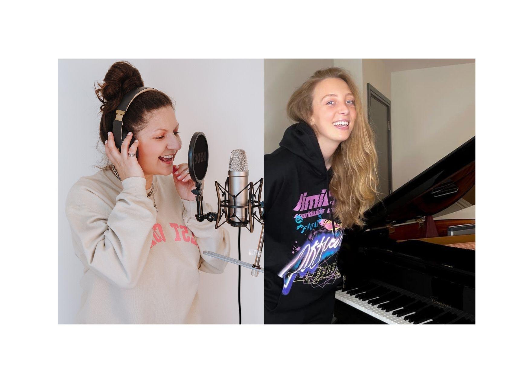 piano+singing 30 min each   6 weeks