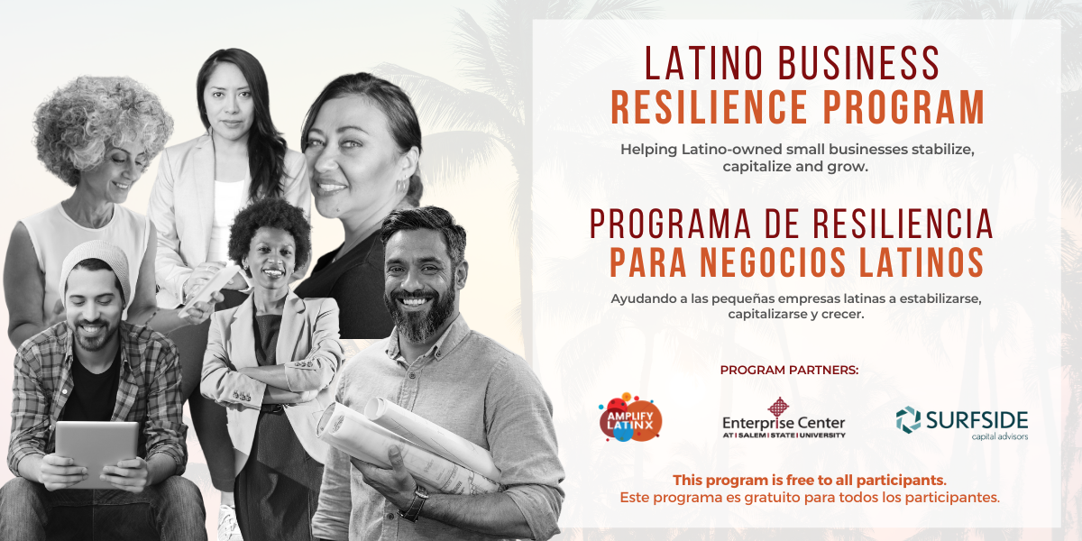 Master - Latino Business Resiliency Prog