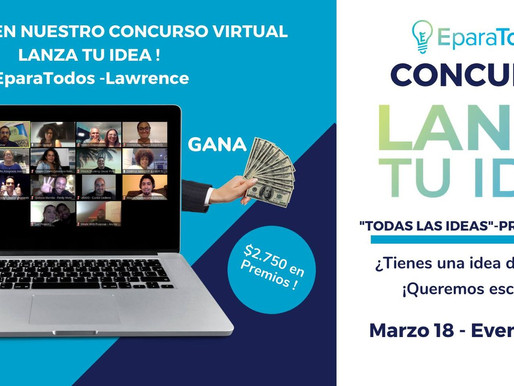 EparaTodos Pitch Contest: 'Lanza tu Idea'