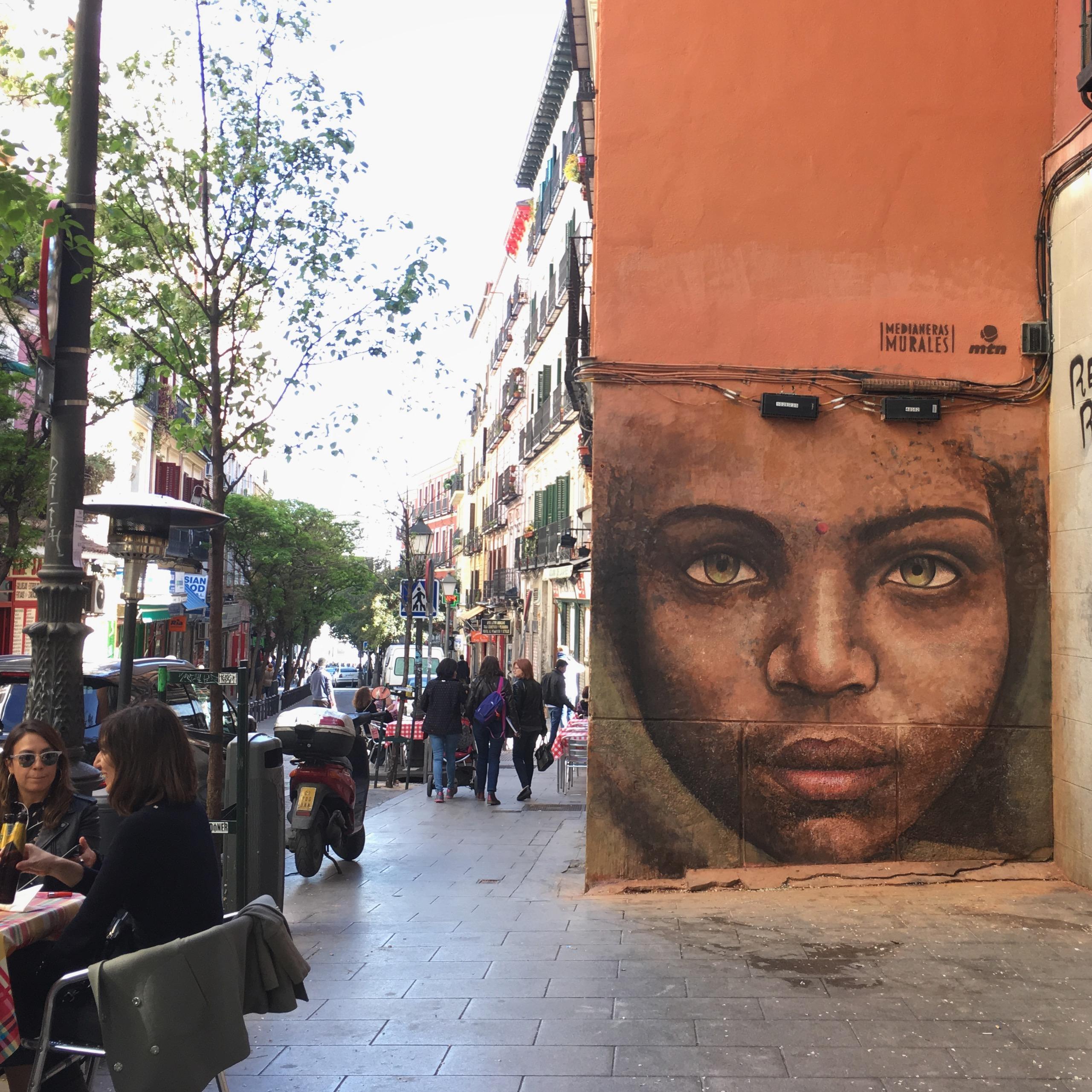 LAVAPIES I MADRID I ESPAÑA