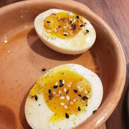 Jammy Egg