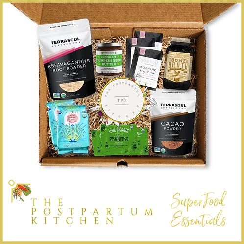 Superfood Essentials Nourishment Box