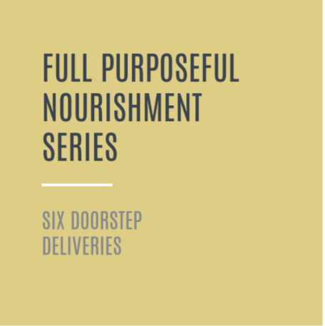 Purposeful Nourishment - Full Series