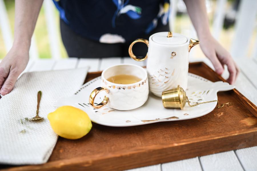 Tea Service 2