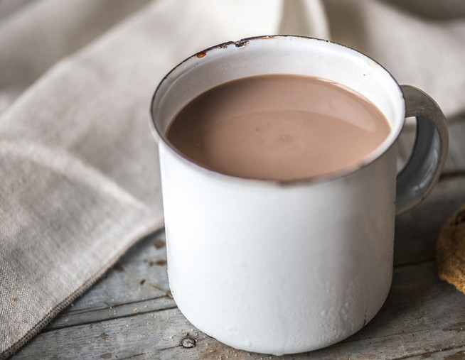 Mood Lifting Cacao ~ Not Your Fathers Hot Chocolate