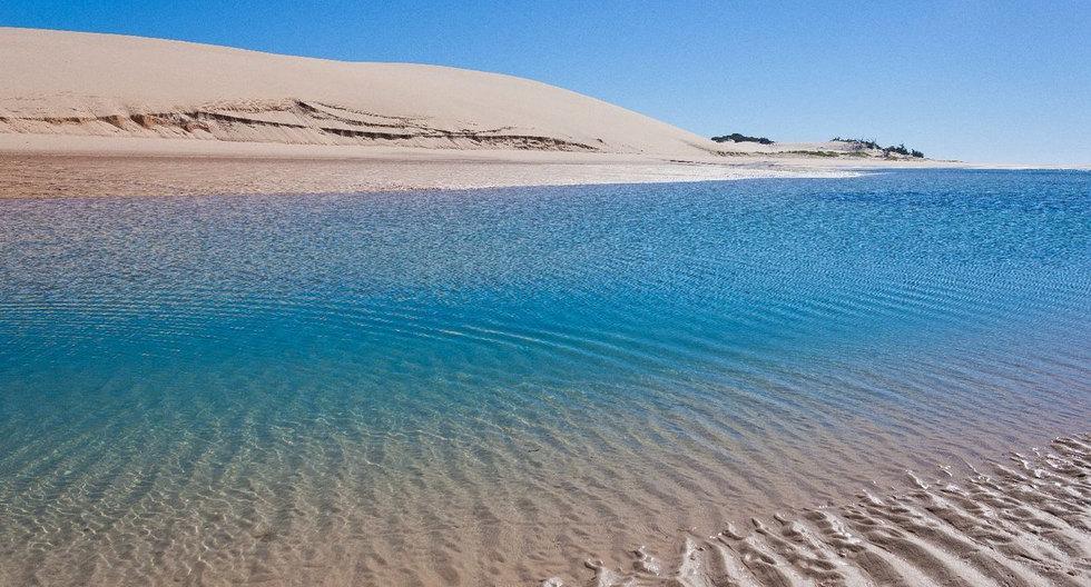 dune at bazaruto