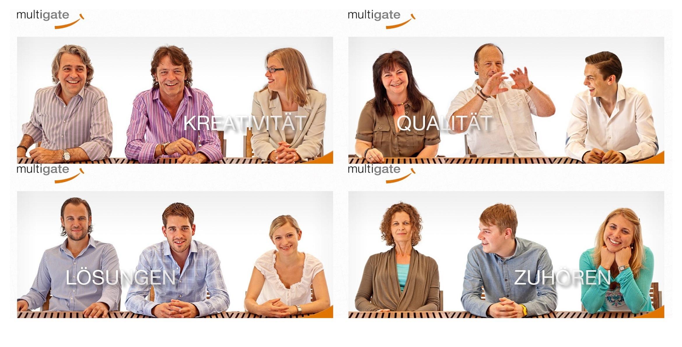 Multigate Mitarbeiter