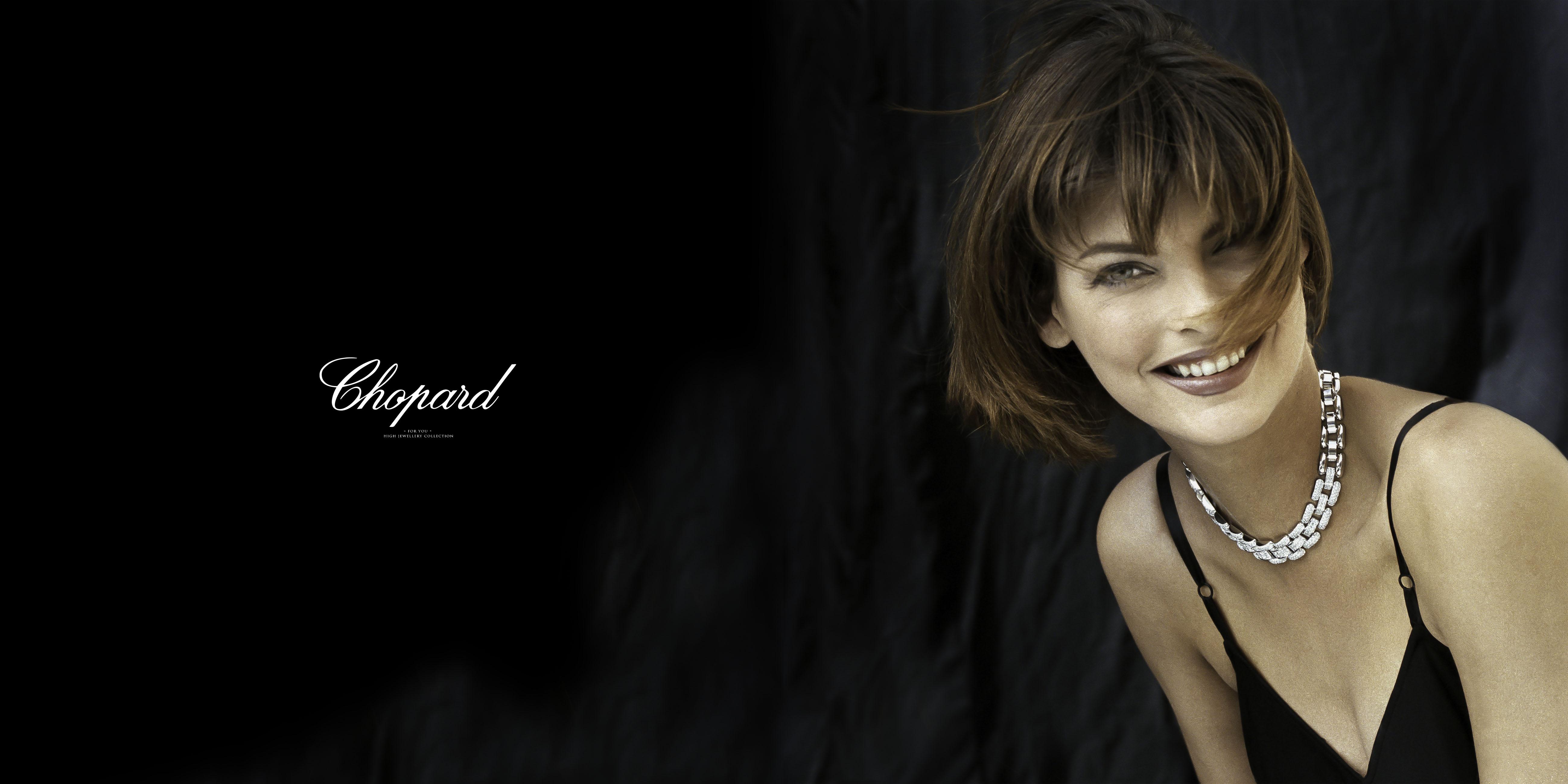 Linda Evangelista Chopard
