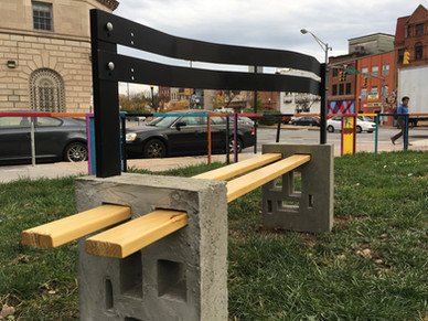 Y Not Lot Bench Design, 2017