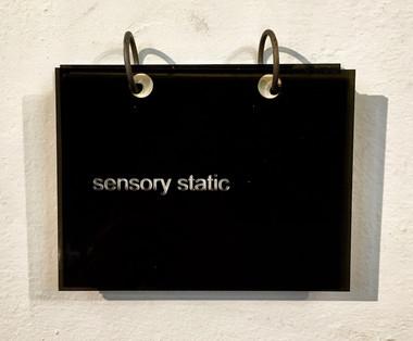 Sensory Static, 2018