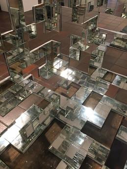 Reflection Box, 2016