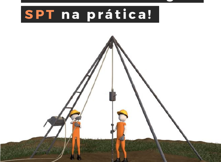 Sabe como funciona a sondagem SPT na prática?