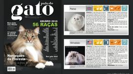 Gatil Mon Desiré no Anuário de Raças de Gatos!