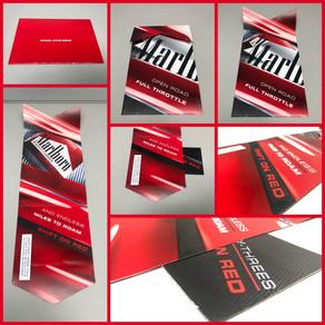 Marlboro Red 83s Mailer