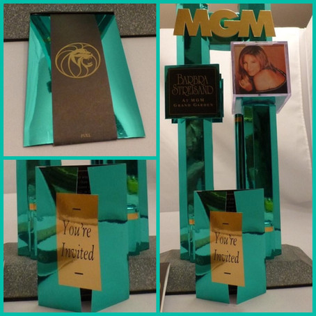 MGM Grand New Years Invite