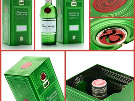 Tanqueray Gin Promo Box