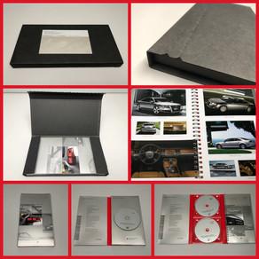 Audi Media Packet