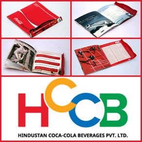 Coca Cola Brochure