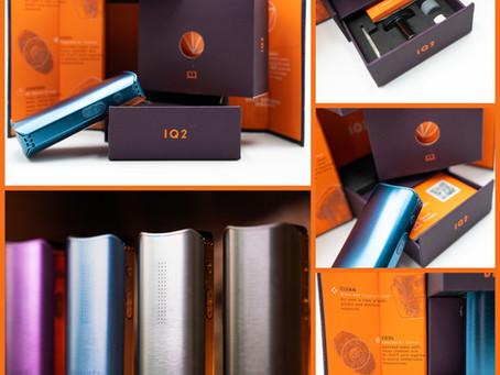 DaVinci Vaporizer Packaging