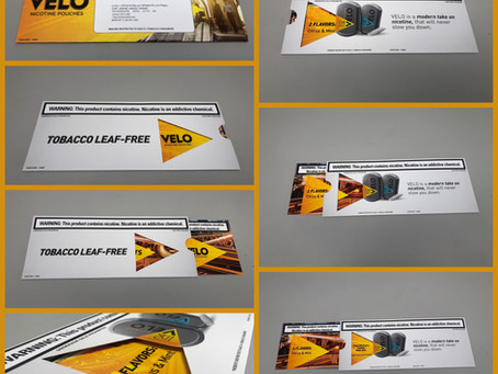 Velo Pouch Mailer