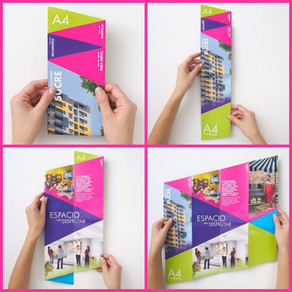 A4 Real Estate Brochure