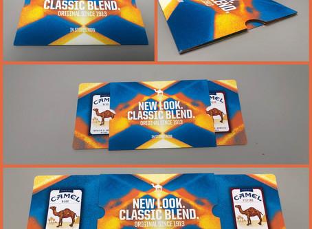 Camel Dual Slider