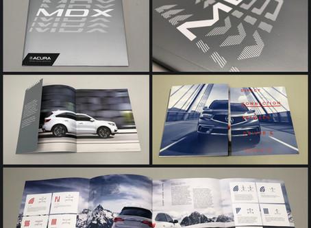 Acura MDX Brochure