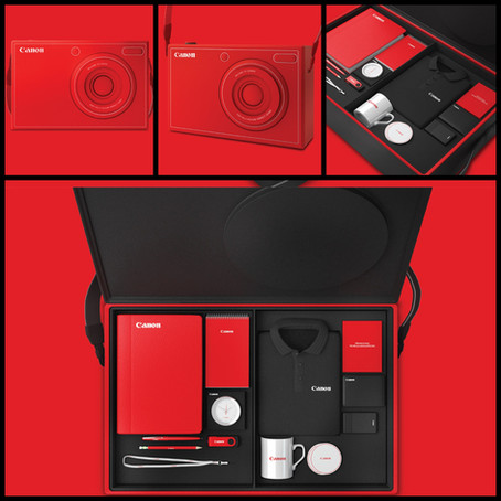 Canon New Employee Gift Kit