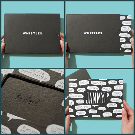 Whistles VIP Mailer