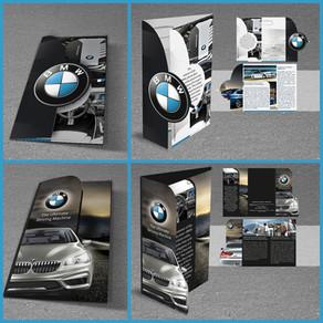 BMW Series 3 Brochure