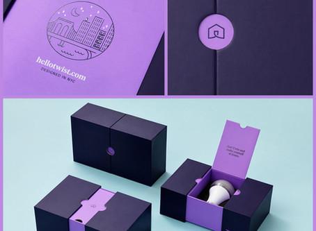 Twist Bulb Packaging