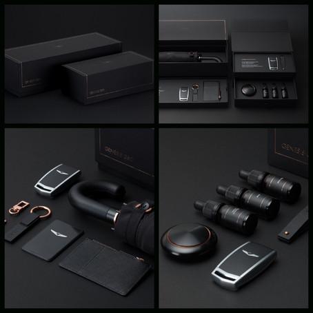 Genesis G80 Welcome Kit