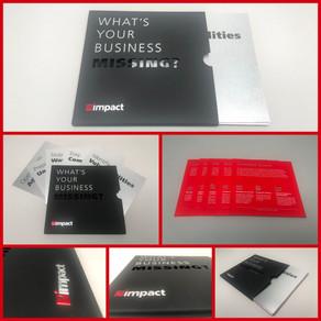Impact Sleeve + Brochures