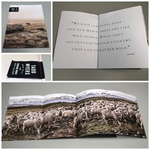 Tadd Myers Portfolio Book