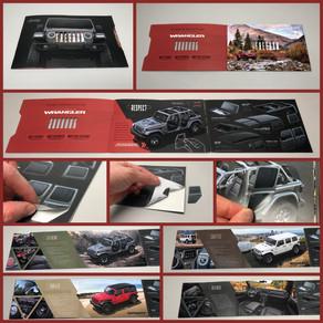 Jeep Wrangler Mailer