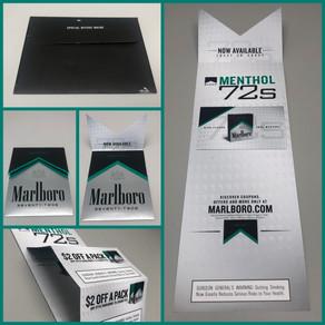 Marlboro 72s Pack Mailer