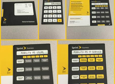Sprint Calculator Mailer