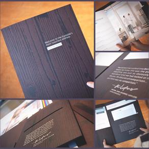 Bellevue Presentation Folder