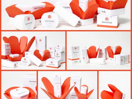 Dzintars Anti-Aging Packaging